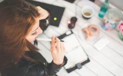 Onderwerpen bedenken voor Blogartikelen