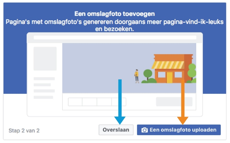 omslagfoto voor je facebook bedrijfspagina