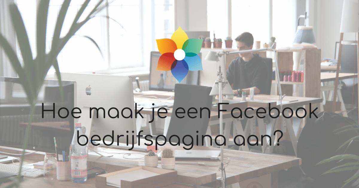 Hoe maak je een facebook bedrijfspagina aan bloom - Maak een hoofdbord aan ...