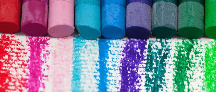 Correct kleurgebruik op een goede website