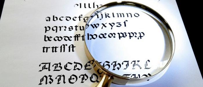 Waarom een leesbaar lettertype belangrijk is op een website